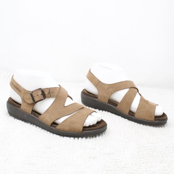 d91ce66b4b Mephisto Shoes | Shock Absorbing Comfort Strap Sandals 6 | Poshmark
